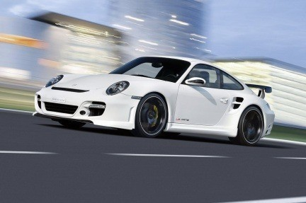 Porsche 911 Turbo Le Mans 600 by Rinspeed