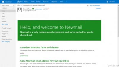 Microsoft prepara una versión Metro de Hotmail, y tiene muy buena pinta