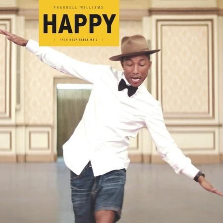Pharrell Williams no puede estar más happy: creará un perfume unisex junto a Comme des Garçons