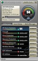 AOL Active Security Monitor te dice cómo es de seguro tu PC