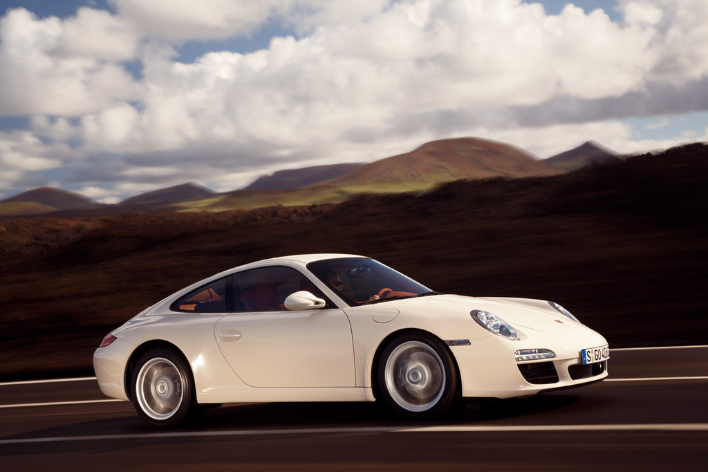Foto de Nuevo Porsche 911 (3/6)
