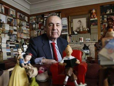 Luis Alberto de Cuenca, nuevo Premio Nacional de Poesía