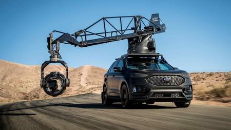 Ford Edge ST Camera Car