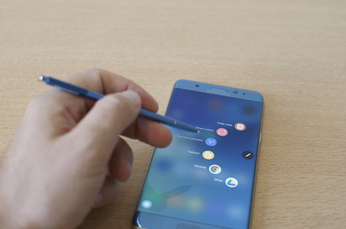 Samsung Galaxy Note 7, review con vídeo