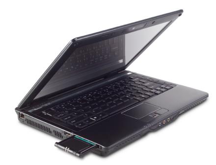 Portátiles Acer Travelmate con Intel Santa Rosa