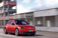 Nuevo Volkswagen Beetle, en los concesionarios en octubre