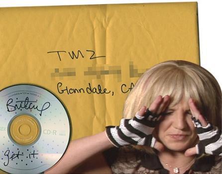 ¿Nueva canción de Britney Spears?