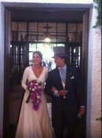 Fran Rivera y Lourdes Montes: chisteras, sombreros y reventón de exclusiva
