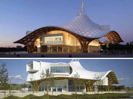 Hermès se asocia con el centro Pompidou de Metz para crear una oda a la sencillez
