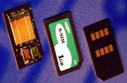 SIM de 1GB Samsung