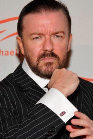 Preparaos Globos de Oro que Ricky Gervais vuelve a dar caña