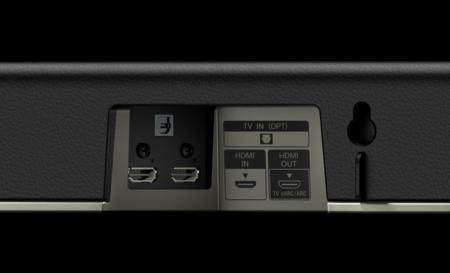 Barra de sonido Sony