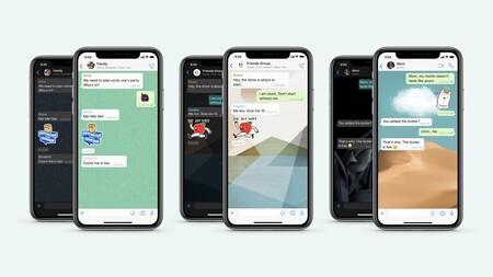 Novedades de WhatsApp para cerrar 2020: más personalización en fondos de pantalla y una manera más rápida de buscar stickers