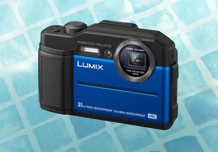 Panasonic Lumix FT7, nueva cámara de acción preparada para todo, con visor y  capacidades de vídeo y foto 4K