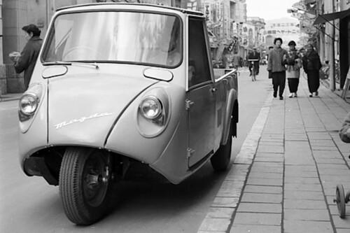 De producir corcho a fabricar coches. Así ha reflejado el logo de Mazda los 100 años de historia de la marca