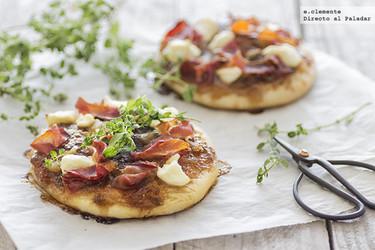 31 recetas de pizza, una pizza para cada día del mes