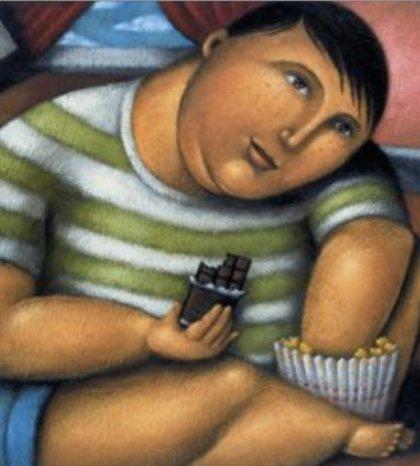 La obesidad infantil, gran preocupación de los padres