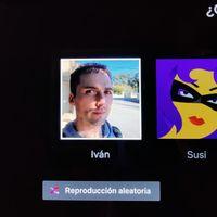 La nueva reproducción aleatoria de Netflix comienza a llegar a Android TV