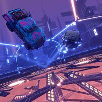 Consejos para jugar en el modo Dropshot en Rocket League