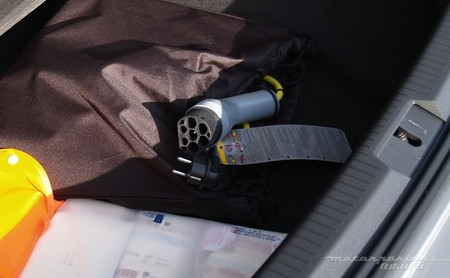 Volkswagen e-Golf cables de recarga