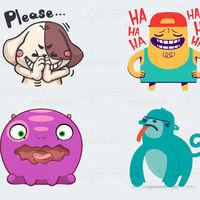 Cómo descargar los nuevos Stickers de WhatsApp para Android