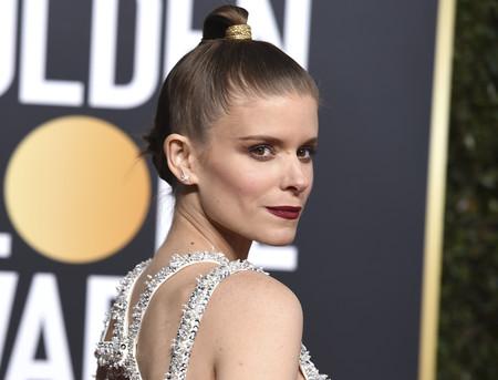 Globos de Oro 2019: Kate Mara tiene el escote que ha protagonizado la alfombra roja