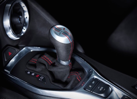 Chevrolet Camaro Zl1 2017 1024 07