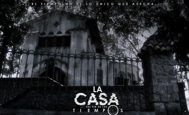 La Casa Del Fin De Los Tiempos Poster