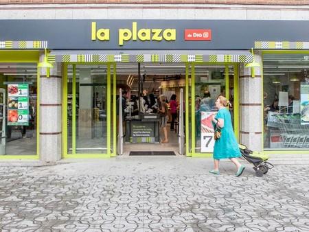 Entrada La Plaza Dia