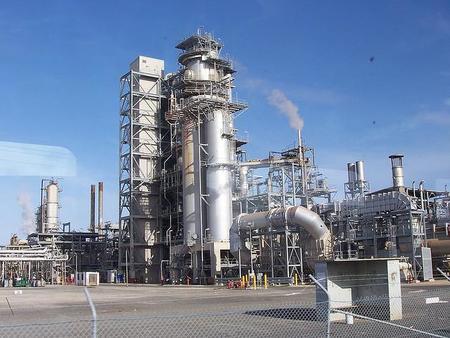 Refineria petrolifera