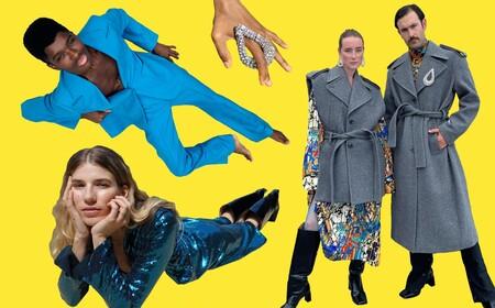 H&M Studio llega para sumar color e irreverencia de aires disco a nuestro otoño