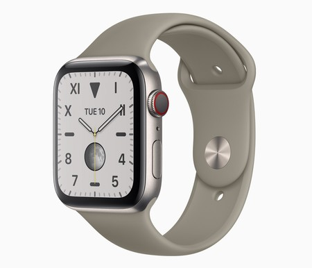Apple Watch Series 5 Titanio