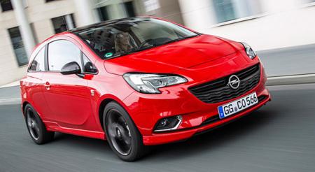 Deportividad y equilibrio en gasolina para el Opel Corsa