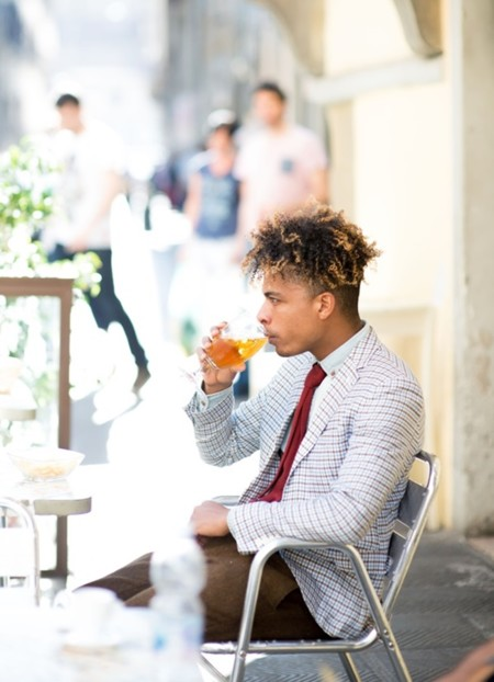 El mejor street style de la semana momentos de relax for Thousand yard style