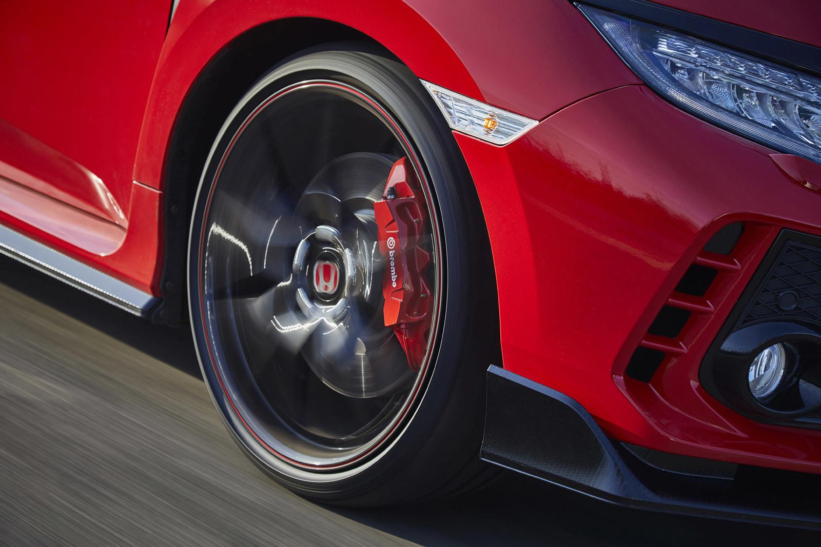 Foto de Honda Civic Type R 2017, toma de contacto (27/76)
