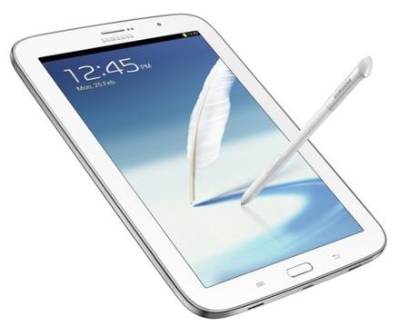 Samsung quiere doblar las ventas de tablets en 2013
