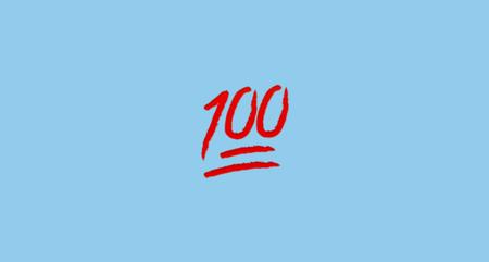 Hundred Points Symbol 1f4af