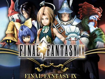 Final Fantasy IX ya disponible en Google Play