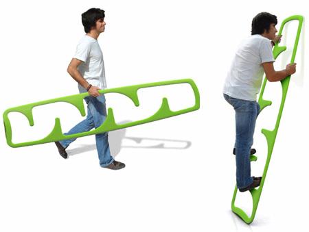 Cima, escalera de diseño