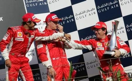 Ferrari cambia la dirección del equipo