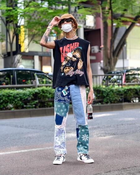 El Mejor Street Style De La Semana Nos Lleva A Descubrir La Eclectica Escena De Las Calles De Tokio 3