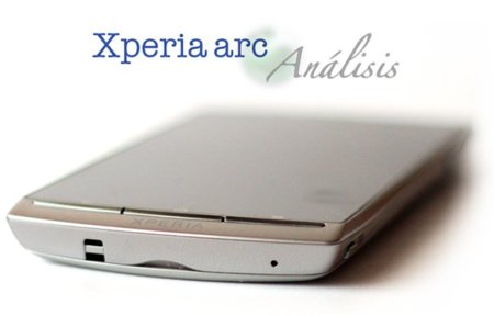 Sony Ericsson Xperia Arc, análisis (III)