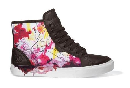 Zapatillas de Hannah Stouffer para Vans