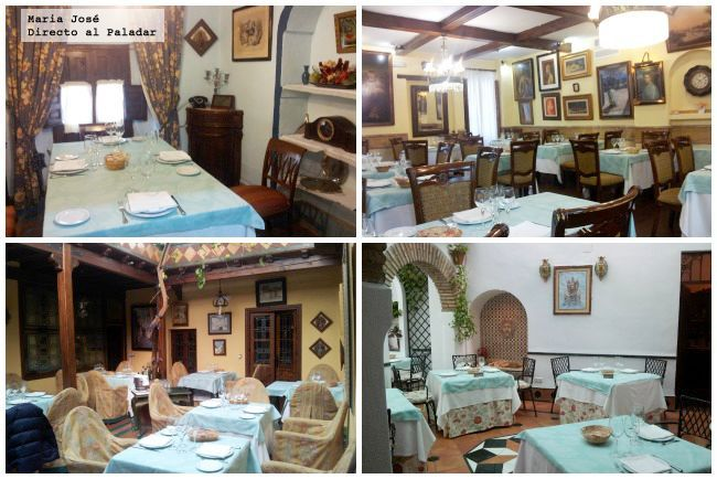 Restaurante el churrasco disfrutar los mejores platos for Decoracion casa judia