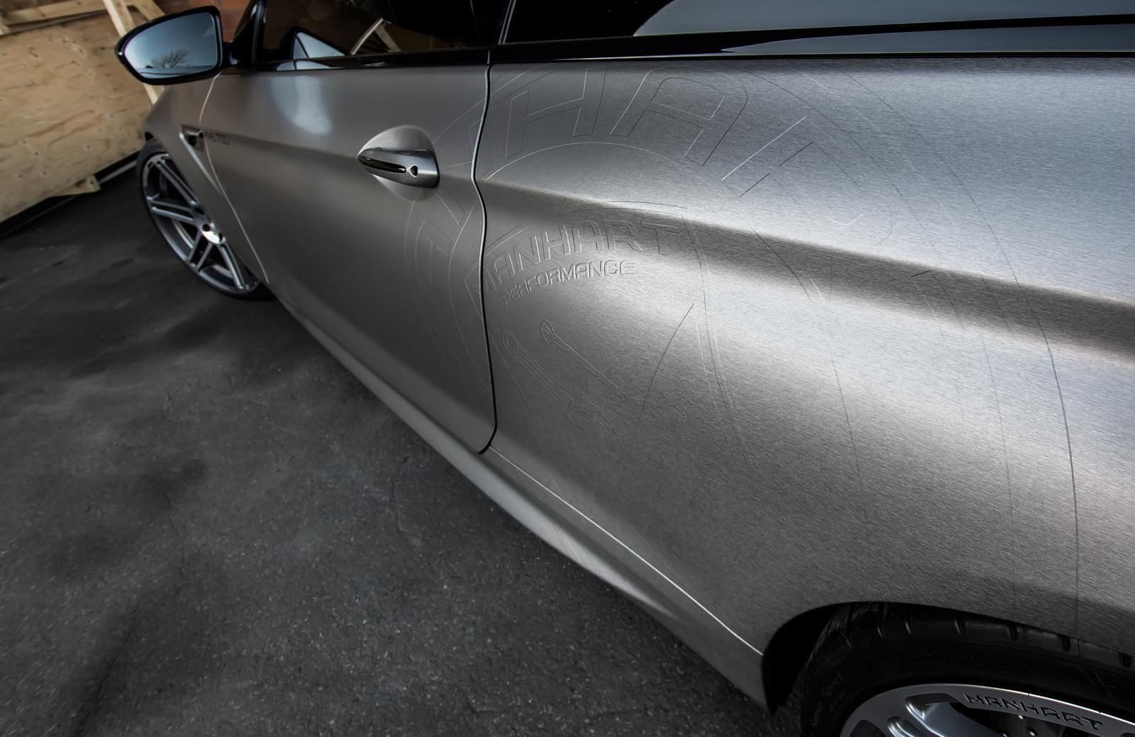 Foto de Manhart Racing BMW M6 Coupé MH6 (9/10)