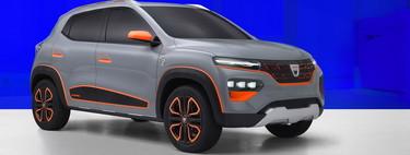 El Dacia Spring será el EV más barato de Europa: un Renault Kwid eléctrico