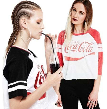 camisetas coca cola