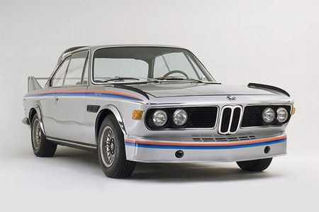"BMW 3.0 CSL ""Batmobile"", el primer M"