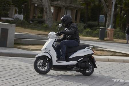 Yamaha Delight 125 2021 Prueba 020