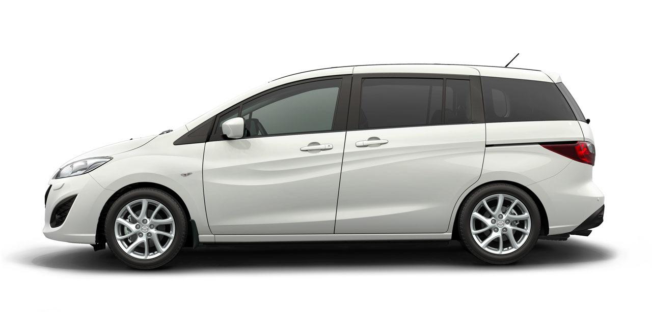 Foto de Mazda5 2010 (57/121)